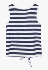 Guess - STRIPES - Débardeur - white and blue strip - 1
