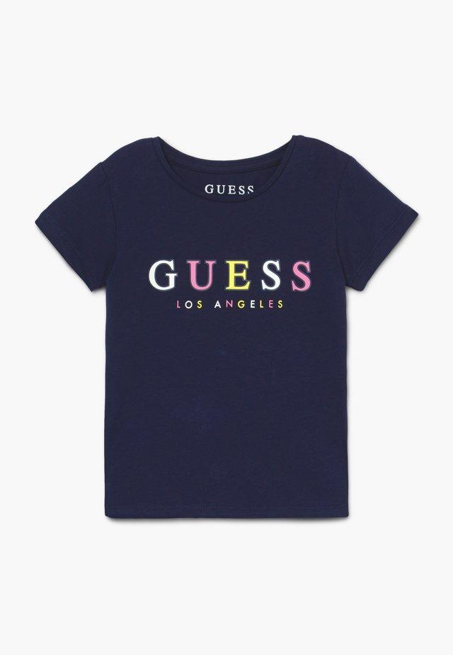 TODDLER - T-shirt print - deck blue