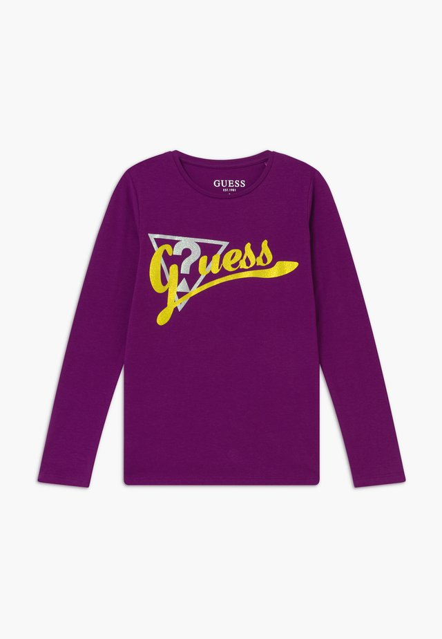 JUNIOR - Longsleeve - new plum light