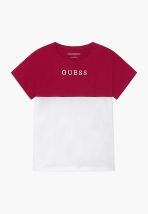 JUNIOR MIDI - T-shirt con stampa - disco pink