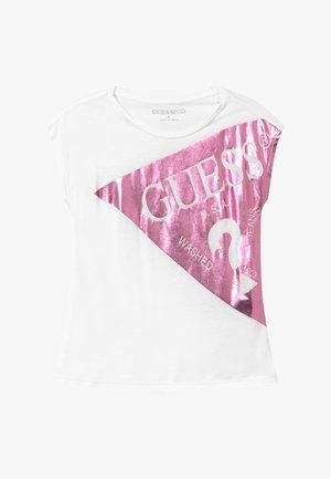 TODDLER - Camiseta estampada - pink sky