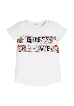 A$AP ROCKY - Print T-shirt - weiß