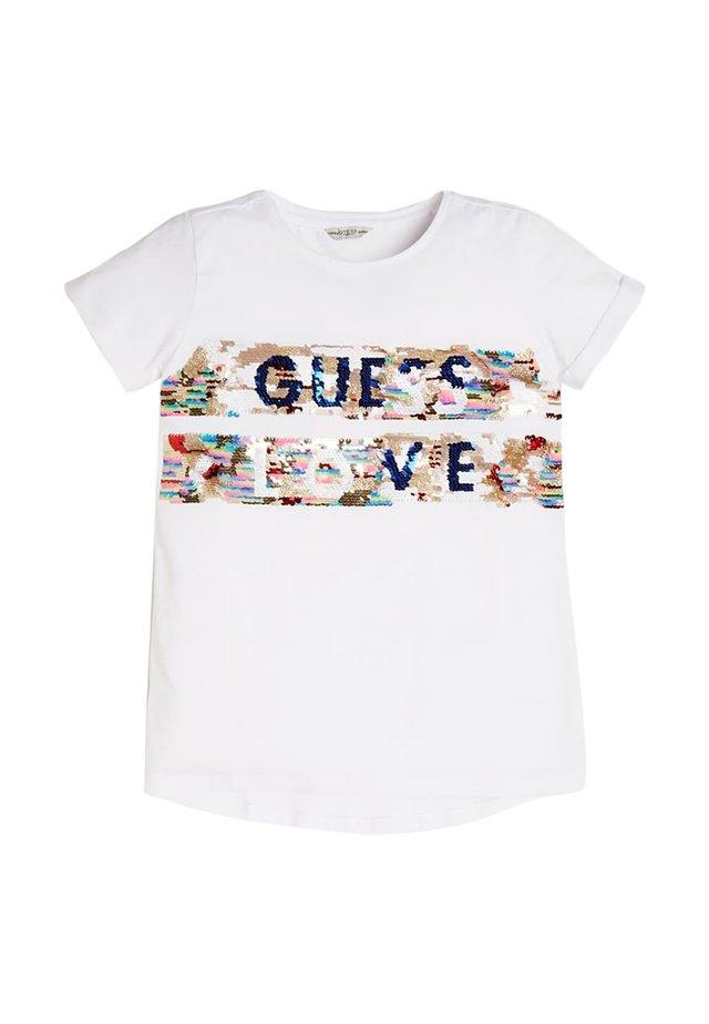 A$AP ROCKY - T-shirt print - weiß