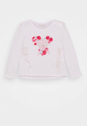 STRETCH BABY - Long sleeved top - true white