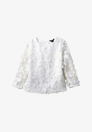 Blouse - true white