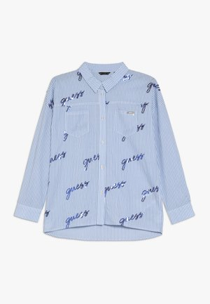 JUNIOR - Košile - blue/white
