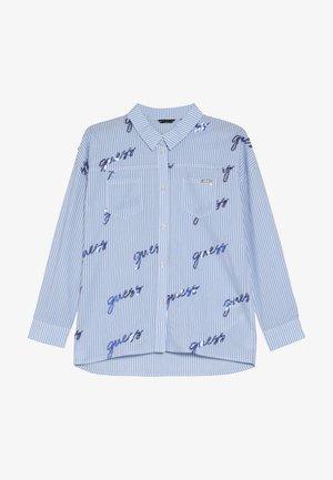 JUNIOR - Koszula - blue/white
