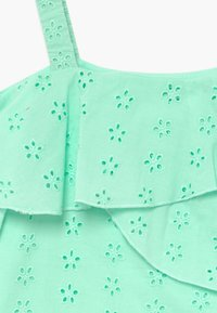 Guess - BRODERIE ANGLAISE - Tunic - menthol essence - 3