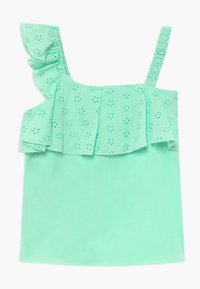 Guess - BRODERIE ANGLAISE - Tunic - menthol essence - 1