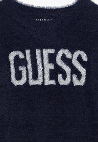 Guess - TODDLER - Svetr - deck blue - 4