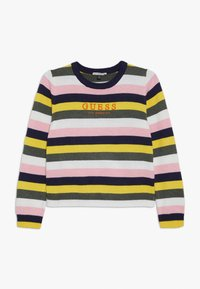Guess - JUNIOR - Jersey de punto - multicolored - 0