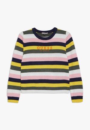 JUNIOR - Stickad tröja - multicolored