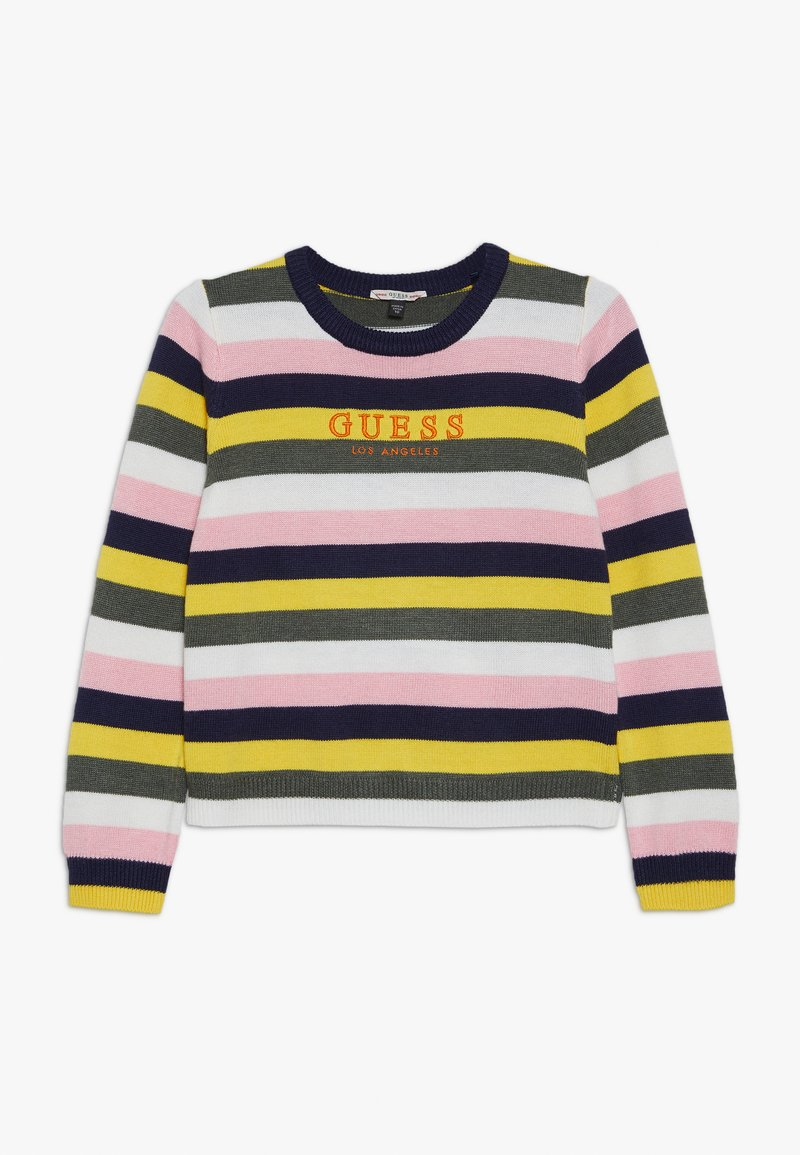 Guess - JUNIOR - Jersey de punto - multicolored