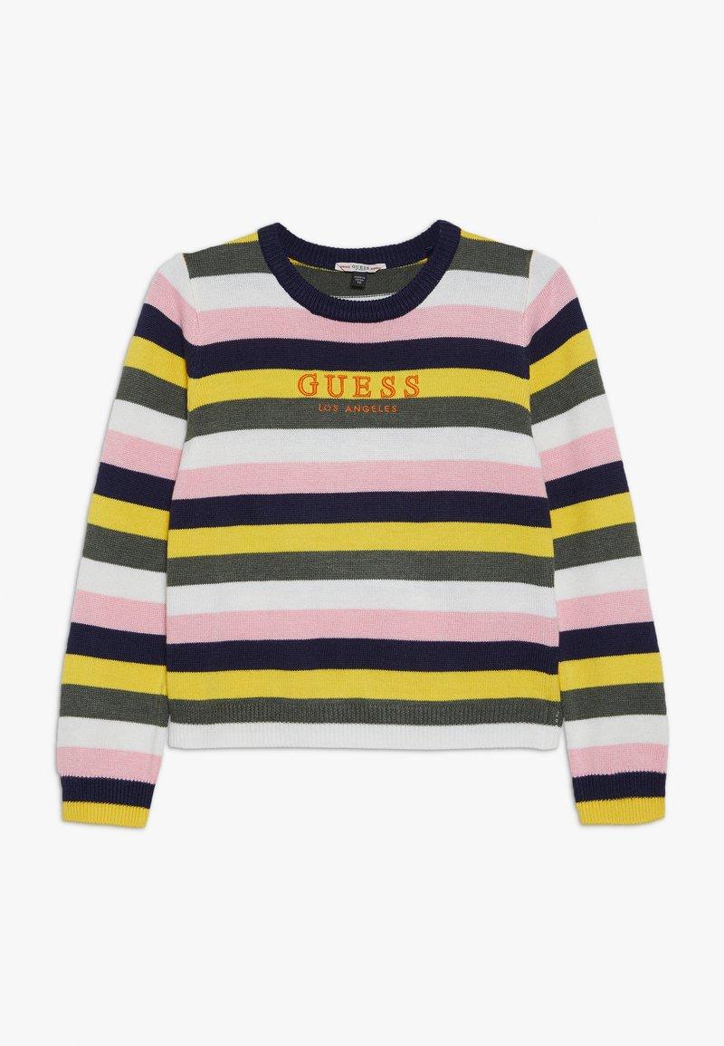 Guess - JUNIOR - Strickpullover - multicolored