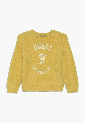 JUNIOR  - Jersey de punto - gold rush yellow