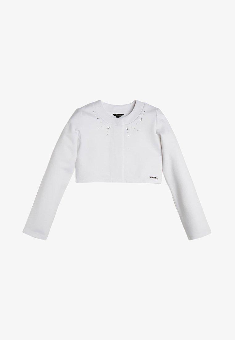 Guess - Vest - white
