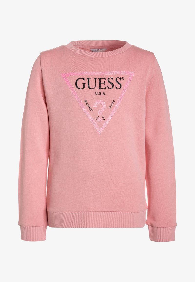Guess - JUNIOR CORE - Bluza - rouge/carousel pink