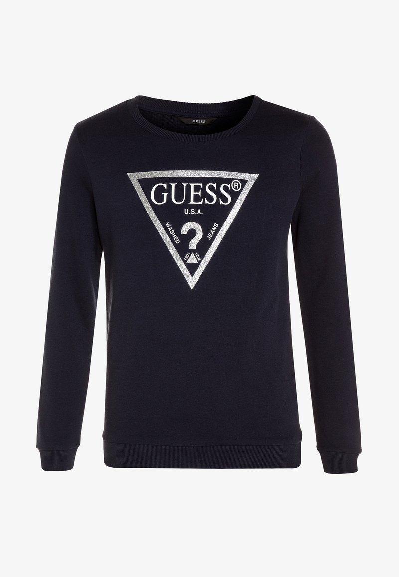Guess - Sweatshirt - fancy blue