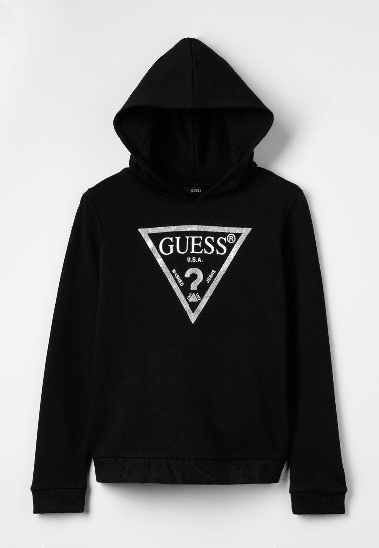 Guess - Sweatshirt - jet black/frost