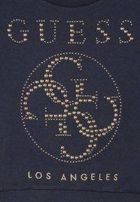 Guess - JUNIOR  - Mikina - deck blue - 3