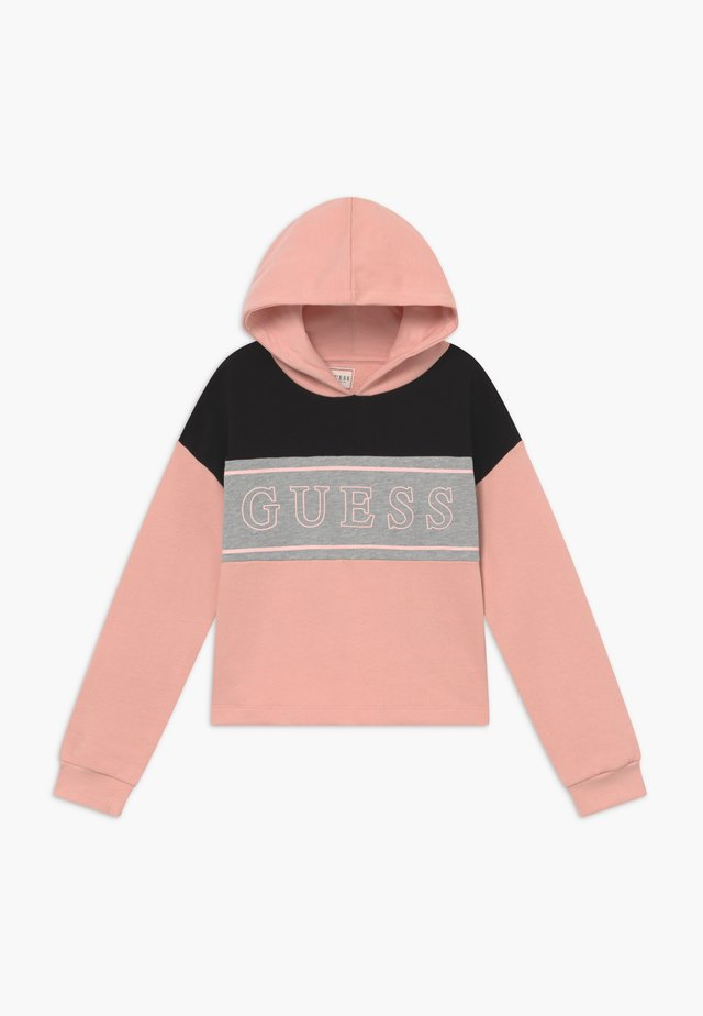 JUNIOR EXCLUSIVE ACTIVEWEAR - Hoodie - pink blush
