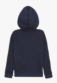 Guess - JUNIOR HOODED ACTIVE ZIP - Zip-up hoodie - deck blue - 1