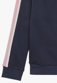 Guess - JUNIOR HOODED ACTIVE ZIP - Zip-up hoodie - deck blue - 2