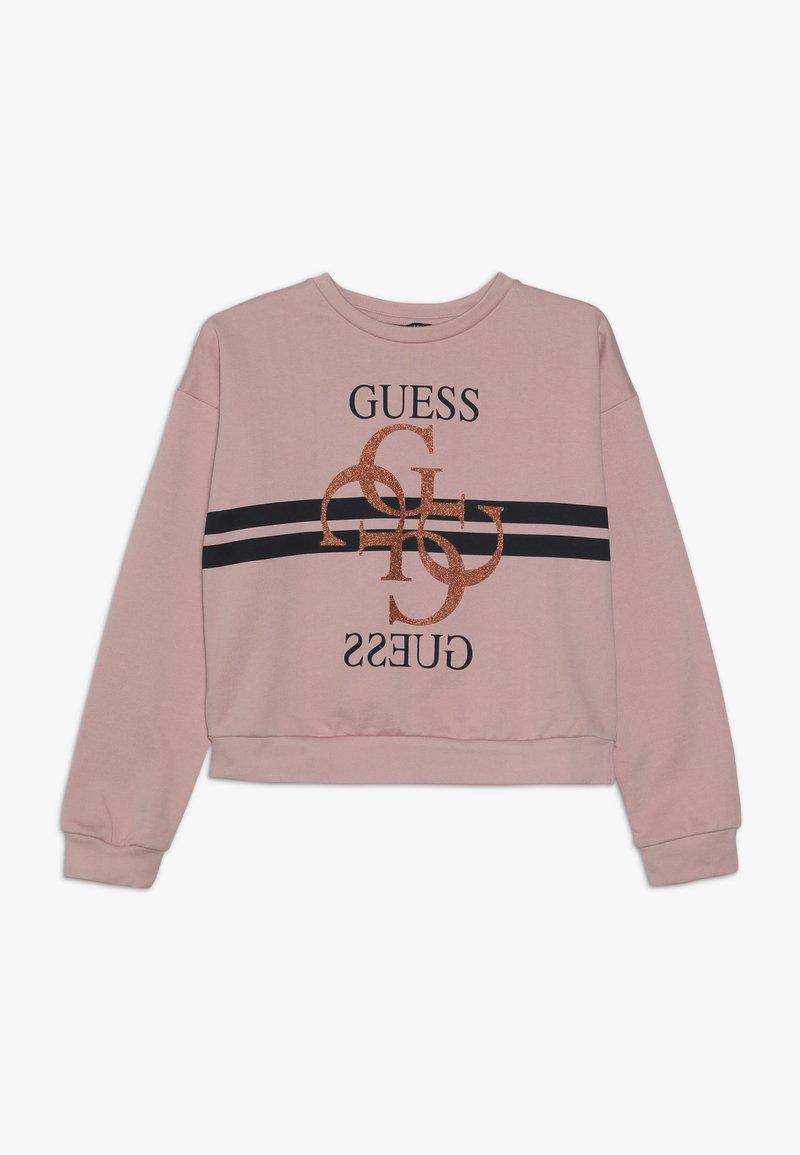 Guess - JUNIOR ACTIVE - Sudadera - slip pink
