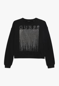 Guess - JUNIOR ACTIVE  - Sweatshirt - jet black - 0
