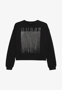 Guess - JUNIOR ACTIVE  - Sweatshirt - jet black - 2