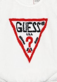 Guess - JUNIOR ACTIVE - Mikina - white clay - 3