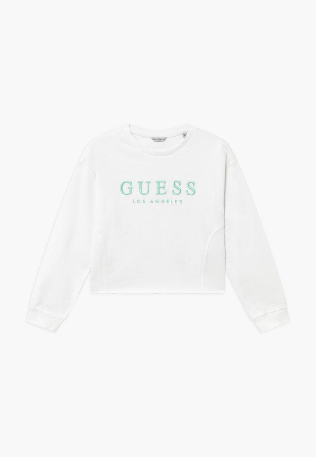 JUNIOR ACTIVE - Sweater - blanc pur
