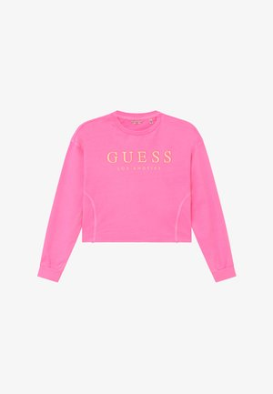 JUNIOR ACTIVE - Sweatshirt - pop pink