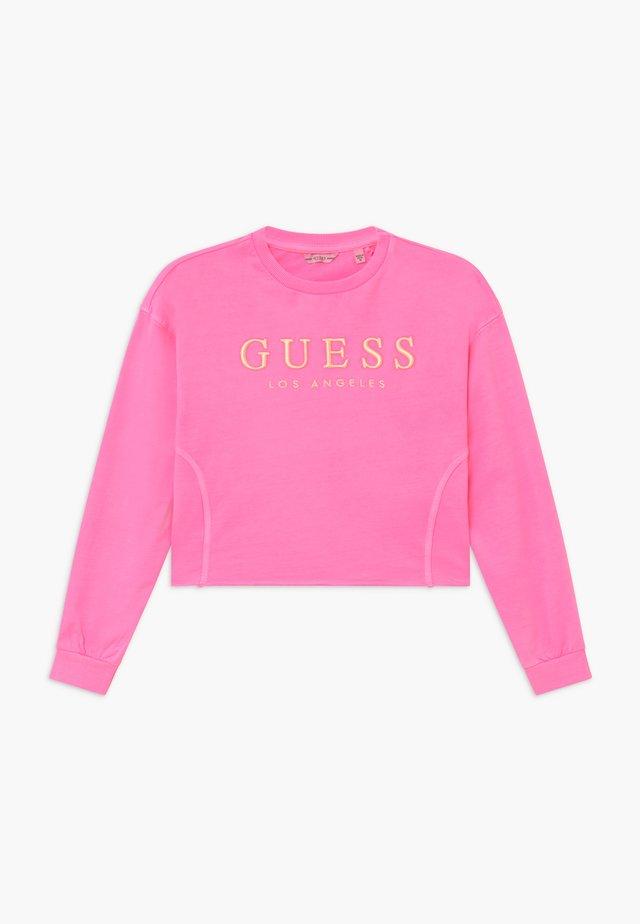 JUNIOR ACTIVE - Sweater - pop pink