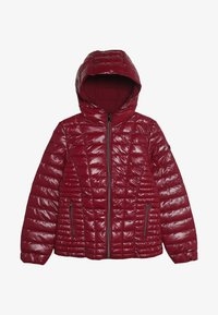 Guess - JUNIOR THERMORE HOODED JACKET - Zimní bunda - rouge/russian red - 2