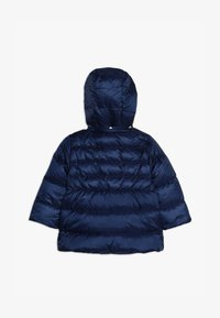 Guess - PADDED HOODED JACKET BABY - Down jacket - deck blue - 3