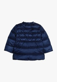 Guess - PADDED HOODED JACKET BABY - Down jacket - deck blue - 1