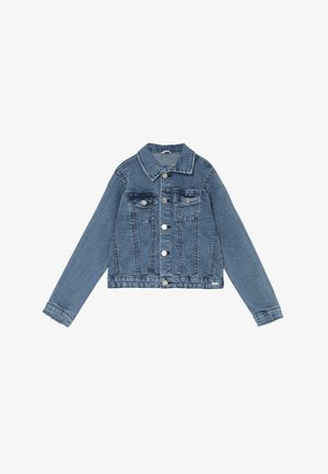 JUNIOR JACKET ICON - Chaqueta vaquera - space medium wash