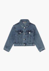 Guess - TODDLER DENIM JACKET - Giacca di jeans - space medium wash - 0