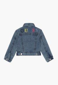 Guess - TODDLER DENIM JACKET - Giacca di jeans - space medium wash - 1