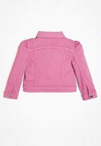 Guess - Giacca di jeans - rose - 1