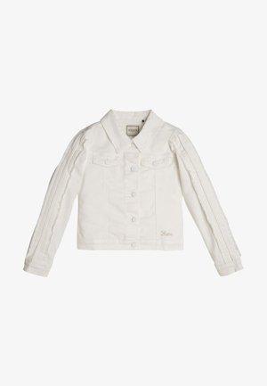 A$AP ROCKY - Kurtka jeansowa - white