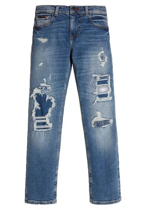 JEANS SKINNY FIT - Jeans Straight Leg - blau