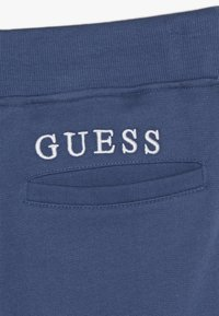 Guess - JUNIOR EXCLUSIVE ACTIVEWEAR - Pantalon de survêtement - deck blue - 2