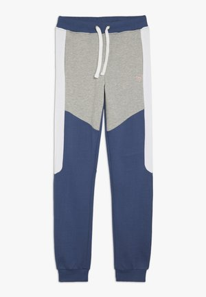 JUNIOR EXCLUSIVE ACTIVEWEAR - Pantalones deportivos - deck blue