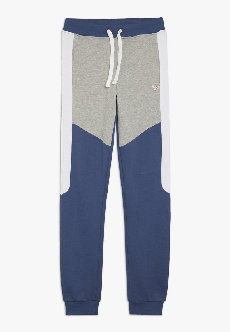 Guess - JUNIOR EXCLUSIVE ACTIVEWEAR - Pantalon de survêtement - deck blue