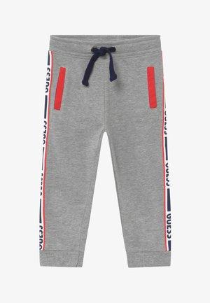 TODDLER ACTIVE PANTS - Teplákové kalhoty - light heather grey melange