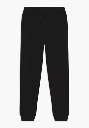 ACTIVE PANTS CORE - Teplákové kalhoty - jet black