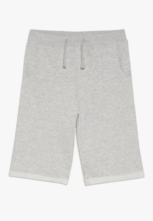 ACTIVE CORE - Tracksuit bottoms - light heather grey