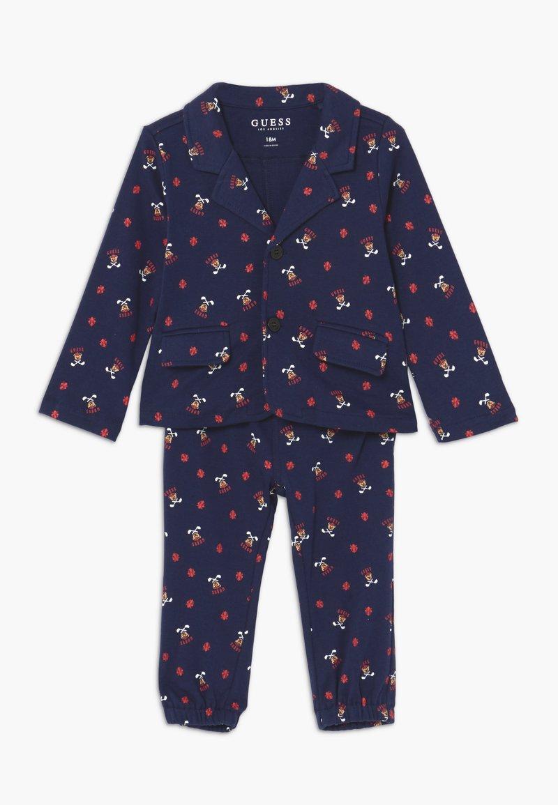 Guess - BABY FESTIVE SET  - Kostuum - deck blue